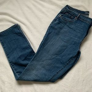 Old navy curvy profile jeans 16 LONG